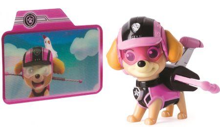 Spin Master Paw Patrol Figurka Skye s akčními doplňky