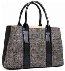 Bessie London černá kabelka Evelyn