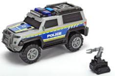DICKIE AS rendőrautó SUV 30cm
