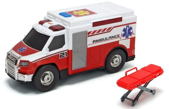 Dickie rešilec AS Ambulance Auto, 30 cm