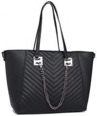 6cb846a29dae Bessie London černá kabelka Taylor