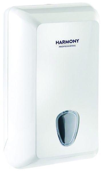 Zásobník Harmony Professional na skládaný toaletní papír