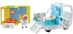 TM Toys Peppa lékařská pojízdná ordinace