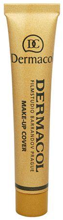 Dermacol Makijaż Okładka na jasny i jednolity cera 30 g (cień Odstín č. 208)