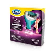 Scholl Elektrický pilník na chodidlá do vody Velvet Smooth Pre (Wet And Dry)