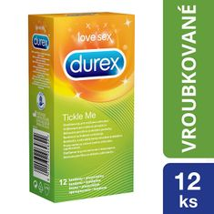 Durex Kondomy Tickle Me