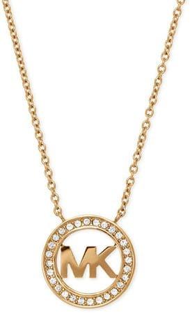 Michael Kors Jemný zlatý náhrdelník MKJ4732710