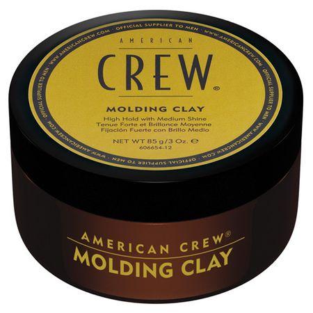American Crew Silně fixační a tvarující pasta na vlasy se středním leskem (Molding Clay) 85 g