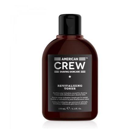 American Crew Revitalizačné pleťové tonikum (Shaving Skincare Revitalizing Toner) 150 ml