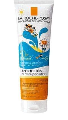 La Roche - Posay Ochranné dětské gelové mléko SPF 50+ Anthelios (Wet Skin Gel Lotion) 250 ml
