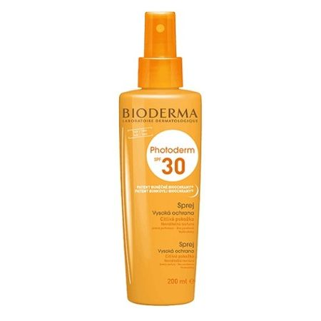 Bioderma Photoderm Family napvédő spray érzékeny bőrre SPF 30 (Spray High Protection) 200 ml