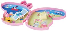 TM Toys Peppa Pig - Pick up & play hrací set se zvuky - na pláži
