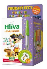 Simply you Hlíva Jack Hlívák pro děti 60 tablet + foukací fixy na textil