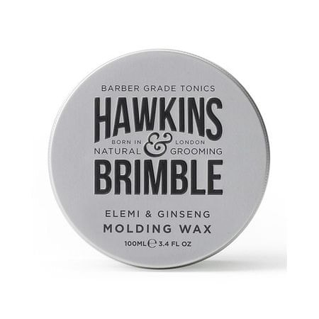 Hawkins & Brimble Vosk na vlasy s vôňu elemi a ženšenu (Elemi & Ginseng Molding Wax) 100 ml