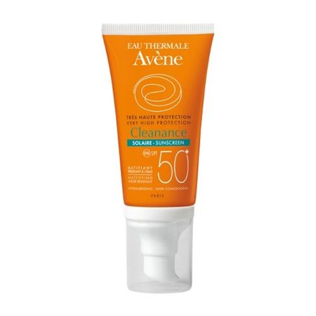 Avéne Sluneční ochrana SPF 50+ Cleanance (Very High Protection) 50 ml