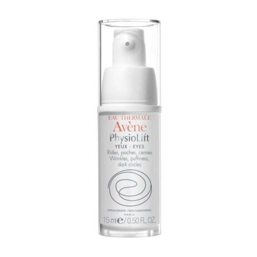 Avéne Oční krém proti vráskám a stárnutí pleti PhysioLift (Wrinkles, Puffiness, Dark Circles) 15 ml
