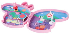 TM Toys zestaw Świnka Peppa - Pick up & play - z placem zabaw