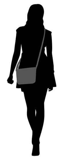 Vuch Luisina ženska torbica crossbody
