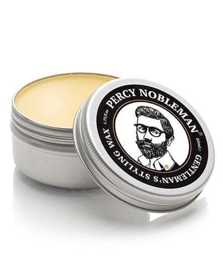 Percy Nobleman Univerzalni styling vosek za brado in lase (Gentleman´s Styling Wax) 60 g