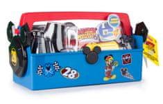 TM Toys Mickey a rázní závodníci box s nářadím