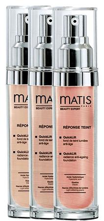 Matis Paris Világosodó Smink bőrfiatalítás Quicklift (Radiance öregedés-Alapítvány) 30 ml (árnyalat Dark Beige)