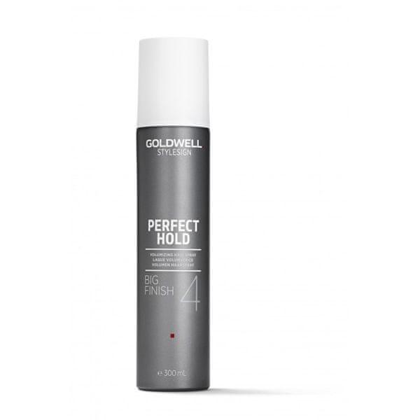 Goldwell Lak na vlasy pro objem Big Finish 4 Stylesign Volume (Perfect Hold Volume Hair Spray) 500 ml