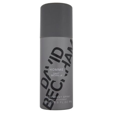David Beckham Homme - dezodorant w sprayu 150 ml