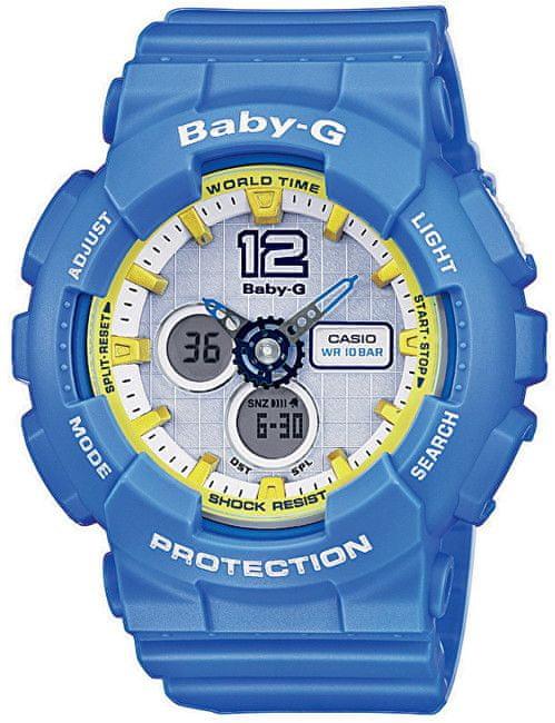 Casio BABY-G BA 120-2B