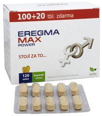Natural Medicaments Eregma MAX power 100 tbl. + 20 tbl. ZDARMA
