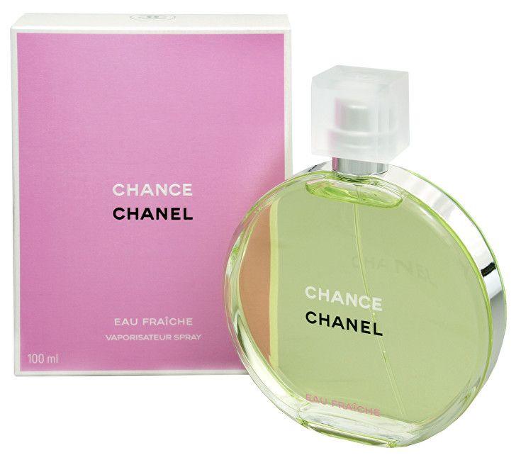 Chanel Chance Eau Fraiche toaletní voda dámská 150 ml