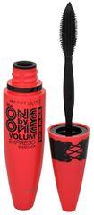Maybelline Řasenka pro objem a svůdně oddělené řasy One By One Volum Express Satin Black 9,6 ml