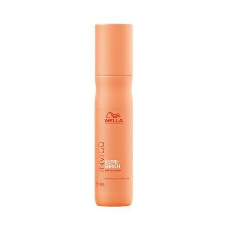 Wella Professional Vyživujúce sprej proti statickej elektrine na suché alebo poškodené vlasy Invigo Nutri- Enrich (Nour
