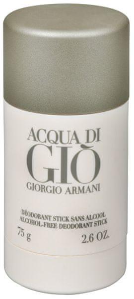 Giorgio Armani Acqua Di Gio Pour Homme - tuhý deodorant 75 ml