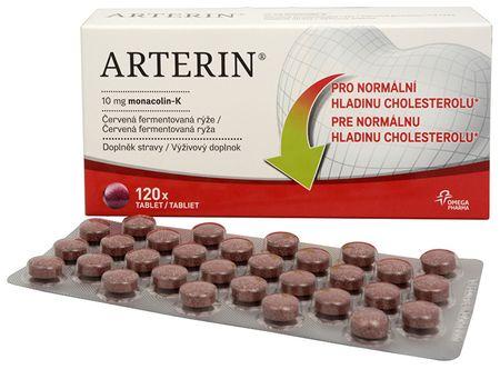 Omega Pharma Arterin 120 tbl.