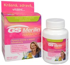 GreenSwan GS Merilin Harmony 60 tbl. + 30 tbl. ZDARMA
