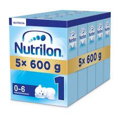 Nutrilon 1 - 5 x 600g