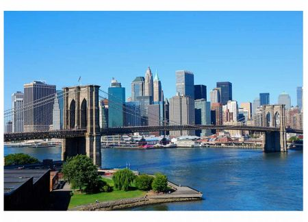 Dimex Fototapeta MS-5-0001 Brooklynský most 375 x 250 cm