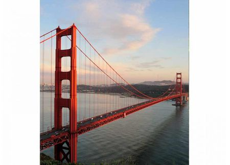 Dimex Fototapeta MS-3-0015 Golden Gate 225 x 250 cm