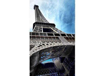 Dimex Fototapeta MS-2-0026 Eiffelovka 150 x 250 cm