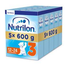 Nutrilon 3 - 5 x 600 g