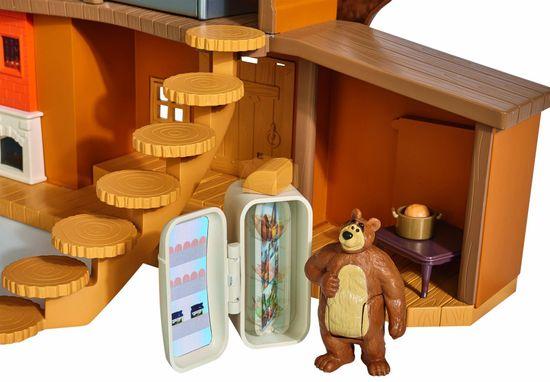 Simba Máša a medvěd Velký dům medvěda