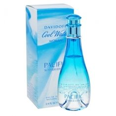 Davidoff Cool Water Woman Pacific Summer Edition - woda toaletowa