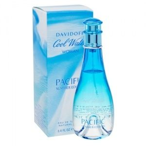Davidoff Cool Water Woman Pacific Summer Edition - EDT 100 ml