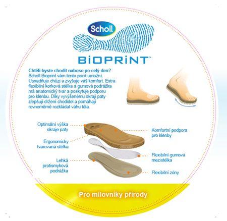 Scholl Zdravotní obuv AIR BAG B S KID SynNub-J - černá (Velikost vel ... f68934cd1d5