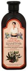Babushka Agafia Vyživující šampon pro splihlé vlasy 350 ml