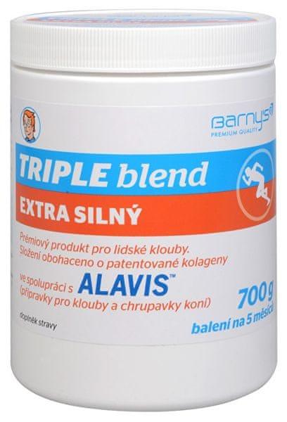 Barny´s Barny´s Triple blend EXTRA silný 700 g