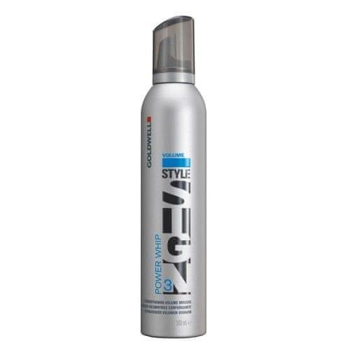 GOLDWELL Pěna na vlasy pro dlouhotrvající objem účesu Stylesign Volume (Power Whip Strenghtening Volume Mouss