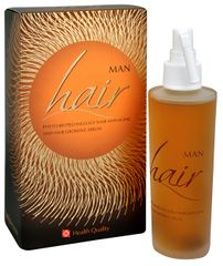 Herb Pharma Hair Man - fyto-biotechnologické sérum na omlazení a podporu růstu vlasů pro muže 125 ml