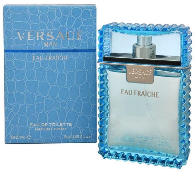 Versace Eau Fraiche Man - EDT 100 ml pro muže
