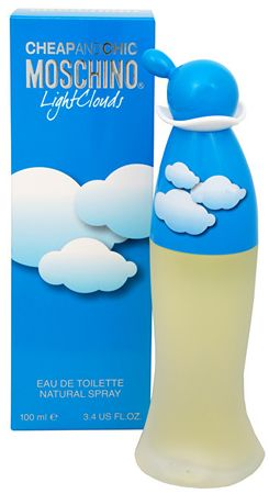Moschino Cheap & Chic Light Clouds - woda toaletowa 50 ml